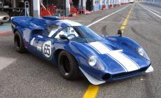 LOLA T70 MKIII - Authentic with FIA papers. main photo