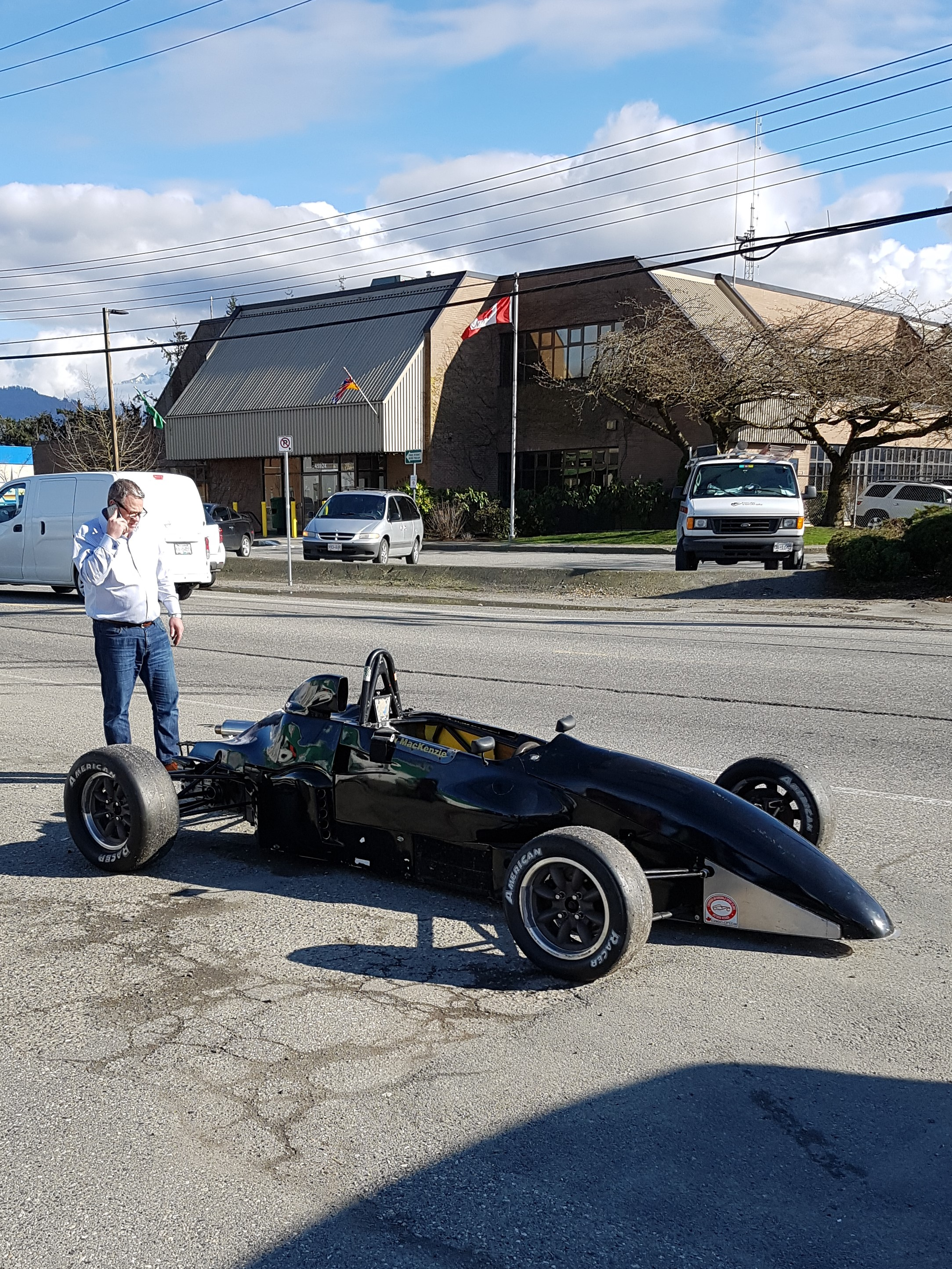 91 Van Diemen Formula Ford F1600 For Sale in Langley - $14900