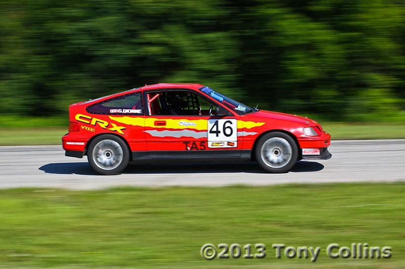 1990 CRX Race Car For Sale in Rivière-du-Loup - $6000