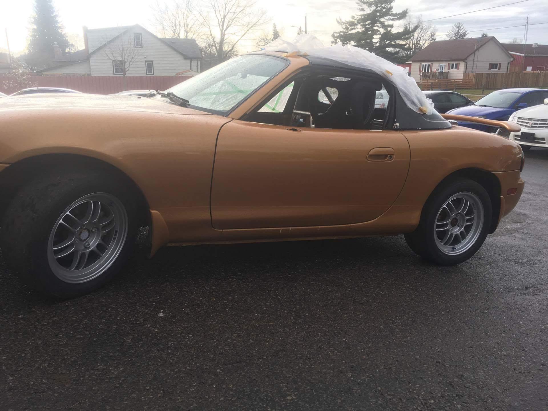 2000 Mazda Miata New Build Spotless For Sale in Oshawa $7000
