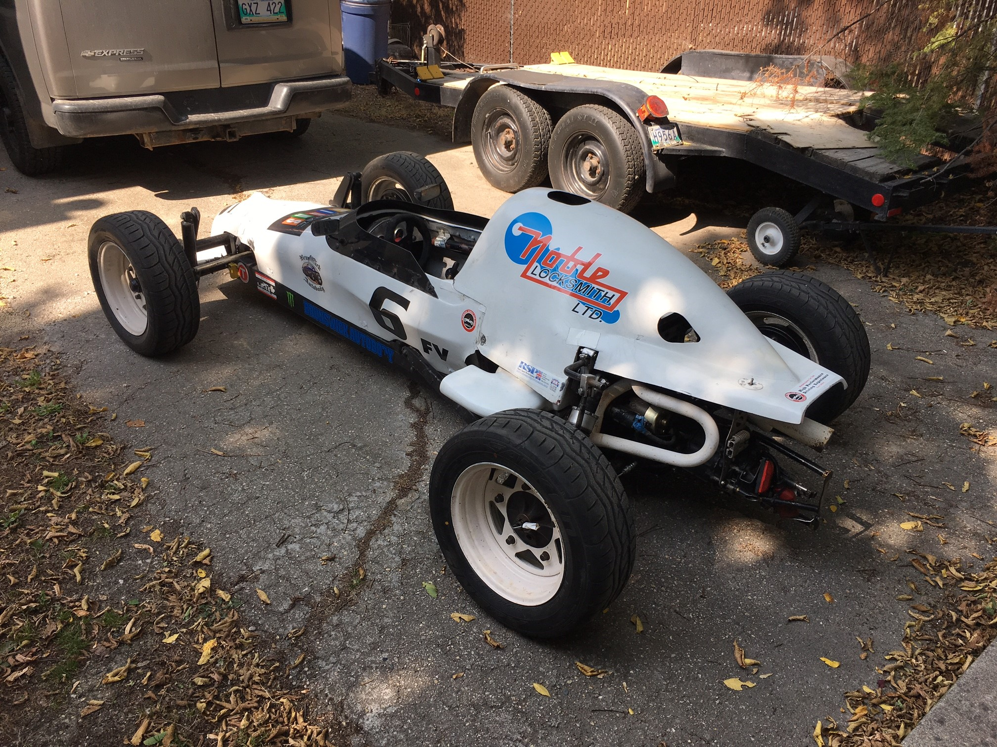 Cars For Sale In Maine >> 1976 Lynx B Formula Vee Race Car For Sale - $2880