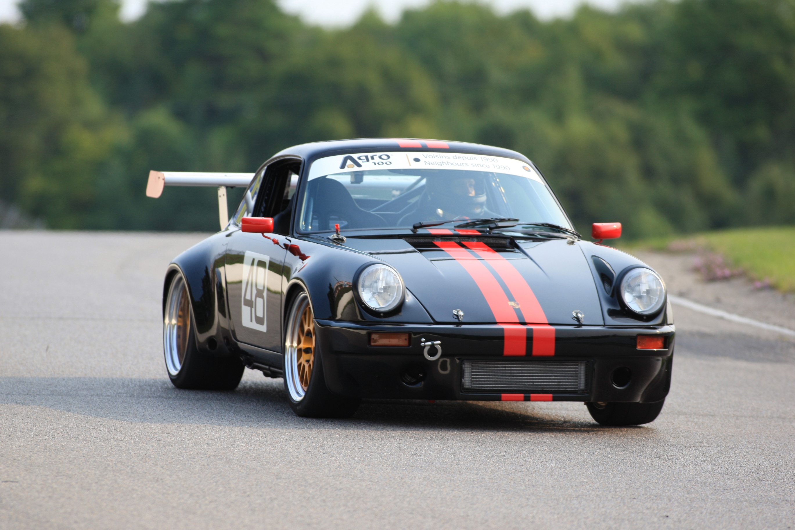 Porsche 911 Race Car For Sale In Terrebonne 79000