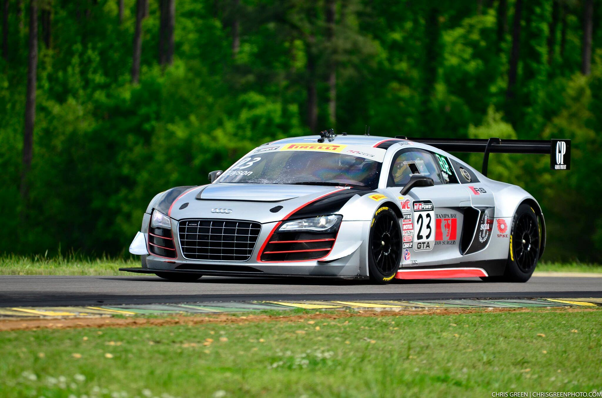 2012 audi r8 gt3 lms ultra for sale in tarpon springs. Black Bedroom Furniture Sets. Home Design Ideas