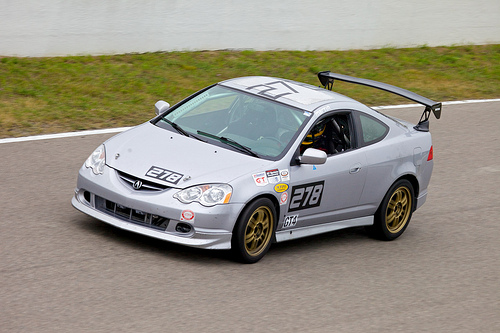 Acura RSX-S Race Car main photo