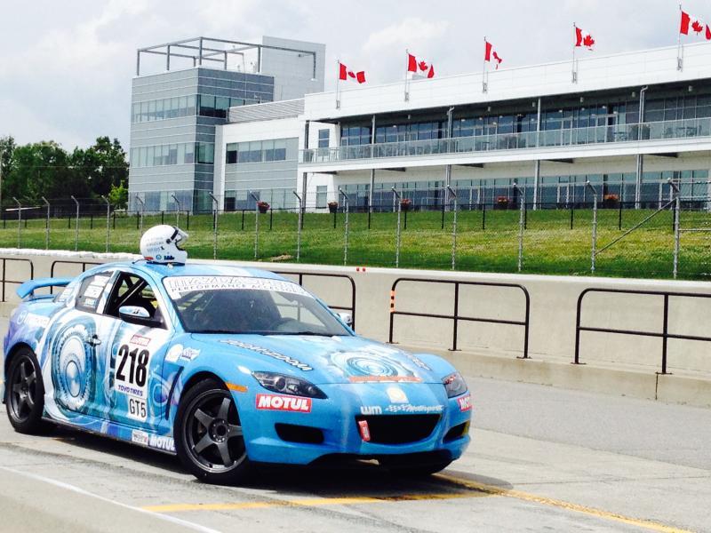 2004 race prepared Mazda RX-8 For Sale in Cobourg - $20500