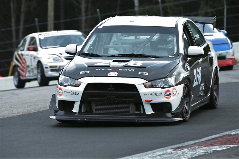 Fully Track Prepared 2008 Mitsubishi EVO X main photo