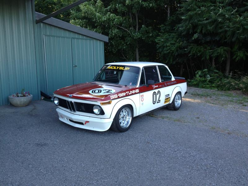 1974 BMW 2002 Racecar main photo