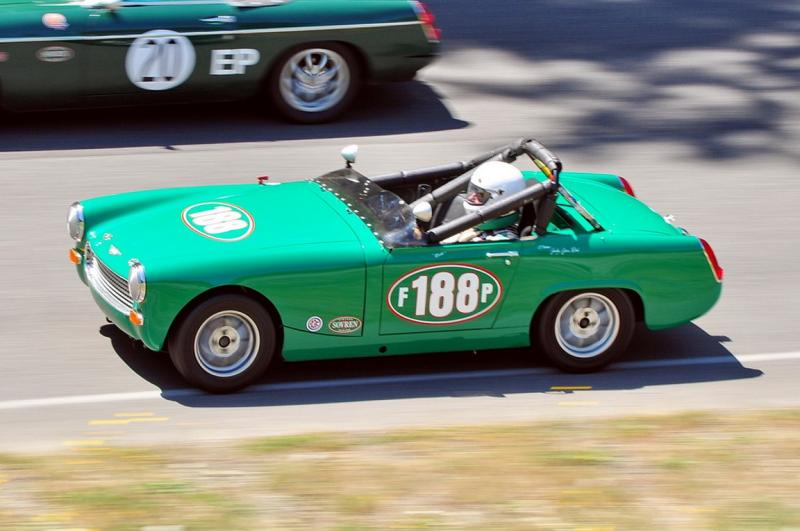 1967 Austin Healey Sprite main photo