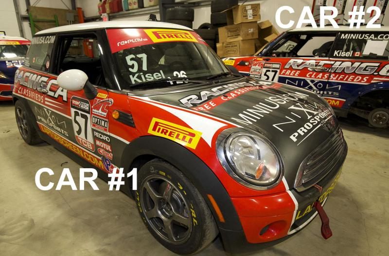 Two B-Spec Mini Coopers for the Price of One! main photo