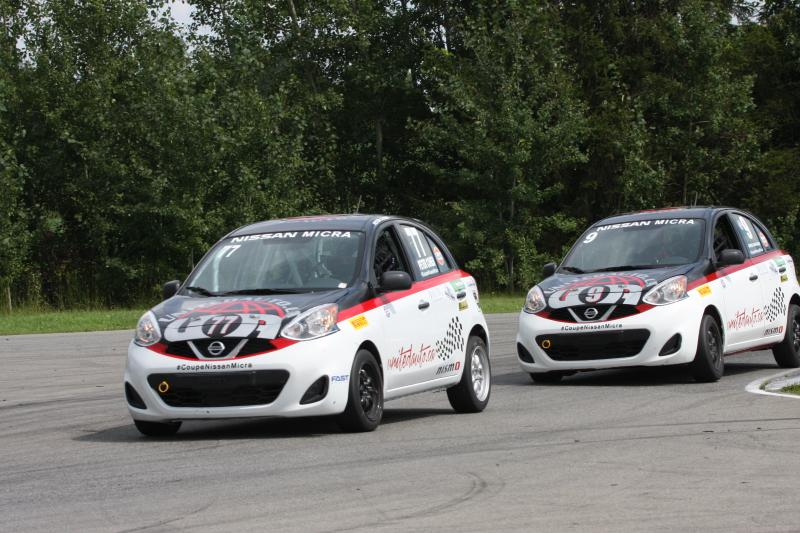 2015 Nissan Micra Cup Cars x 3 main photo