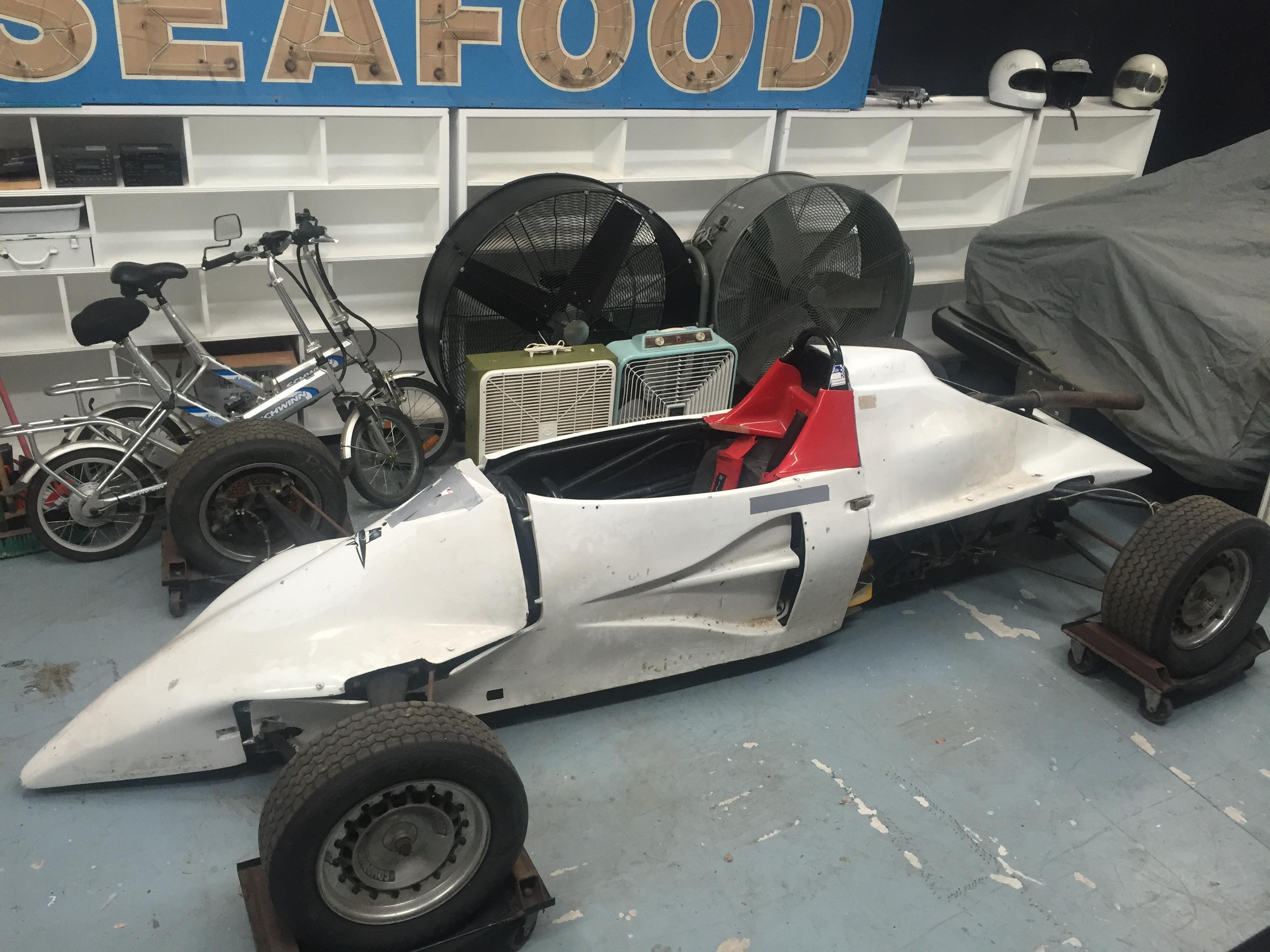 Bill Of Sale Iowa >> 1990 Euroswift Formula Ford Race Car For Sale