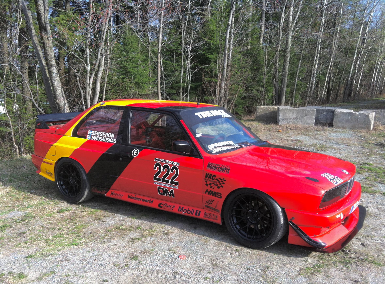 1988 BMW M3 EVO III For Sale in Sherbrooke - $28000