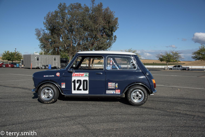 mini cooper s race car 1967 race car for sale 22320. Black Bedroom Furniture Sets. Home Design Ideas