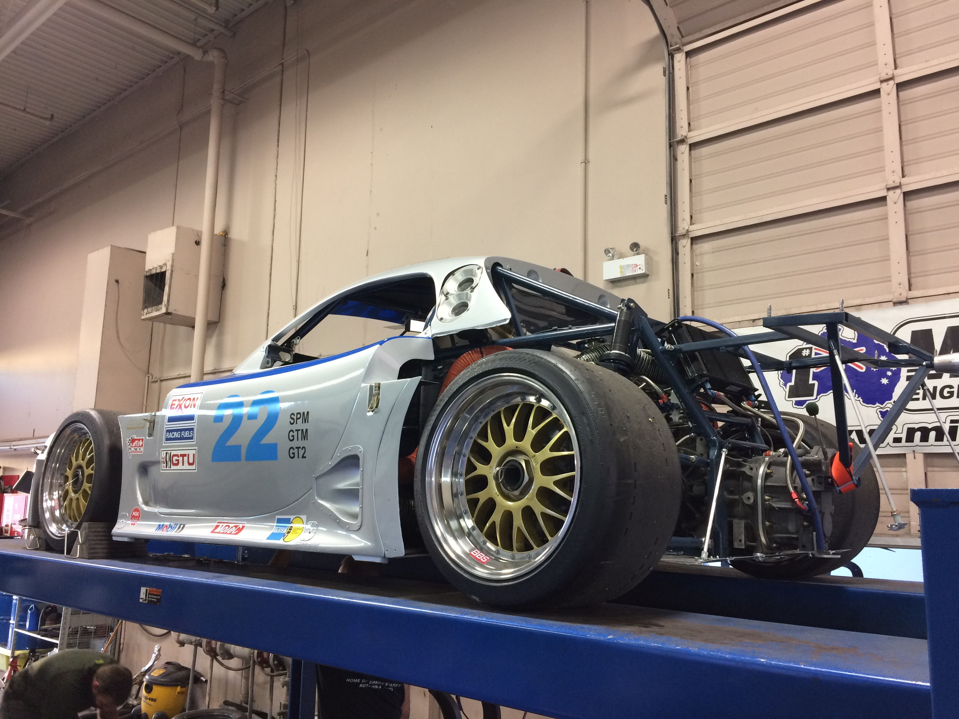 1997 imsa mazda rx7 tubeframe racecar For Sale in Nanaimo - $79000
