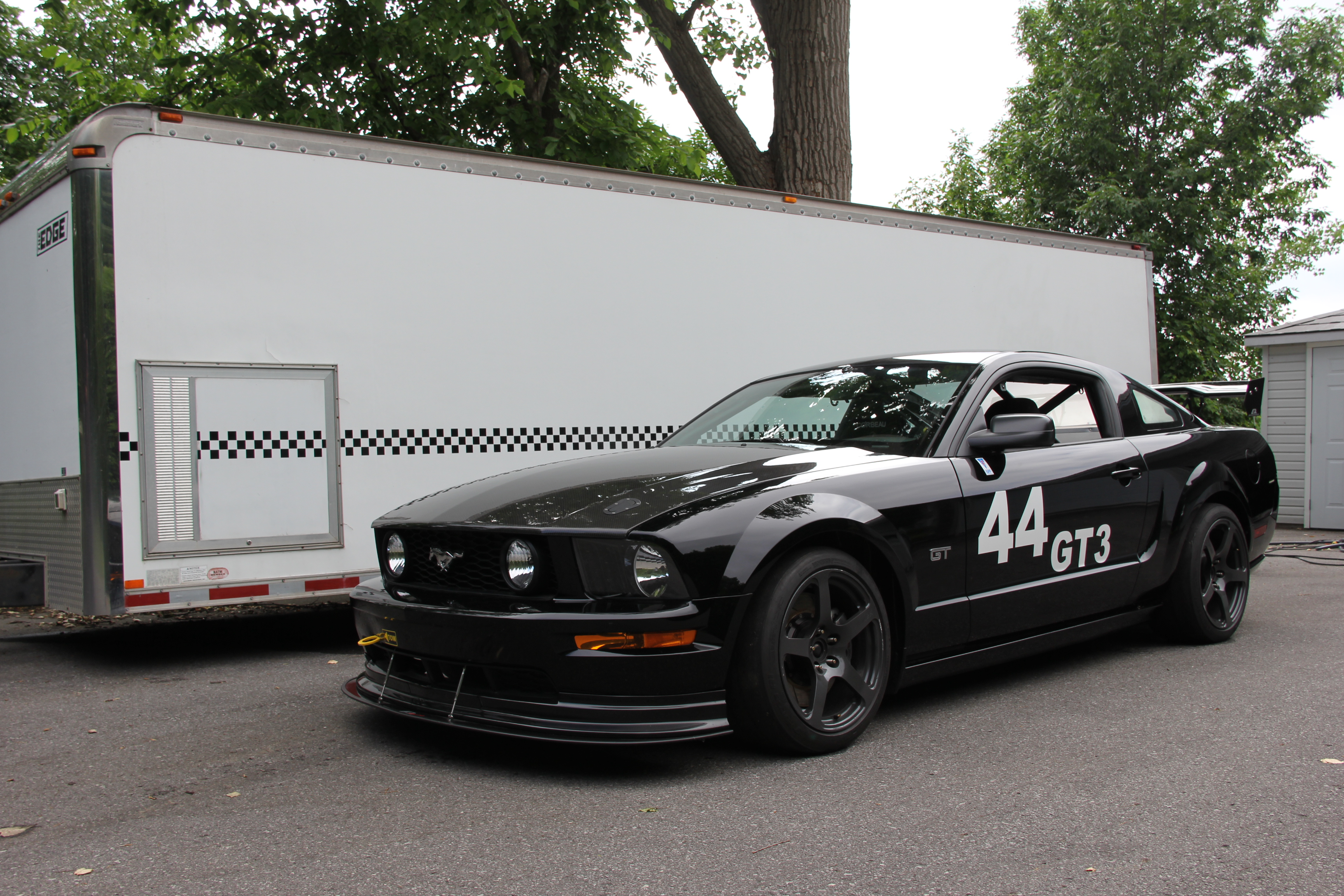 2008 Mustang Gt W 5 0l Coyote Multimatic Suspension