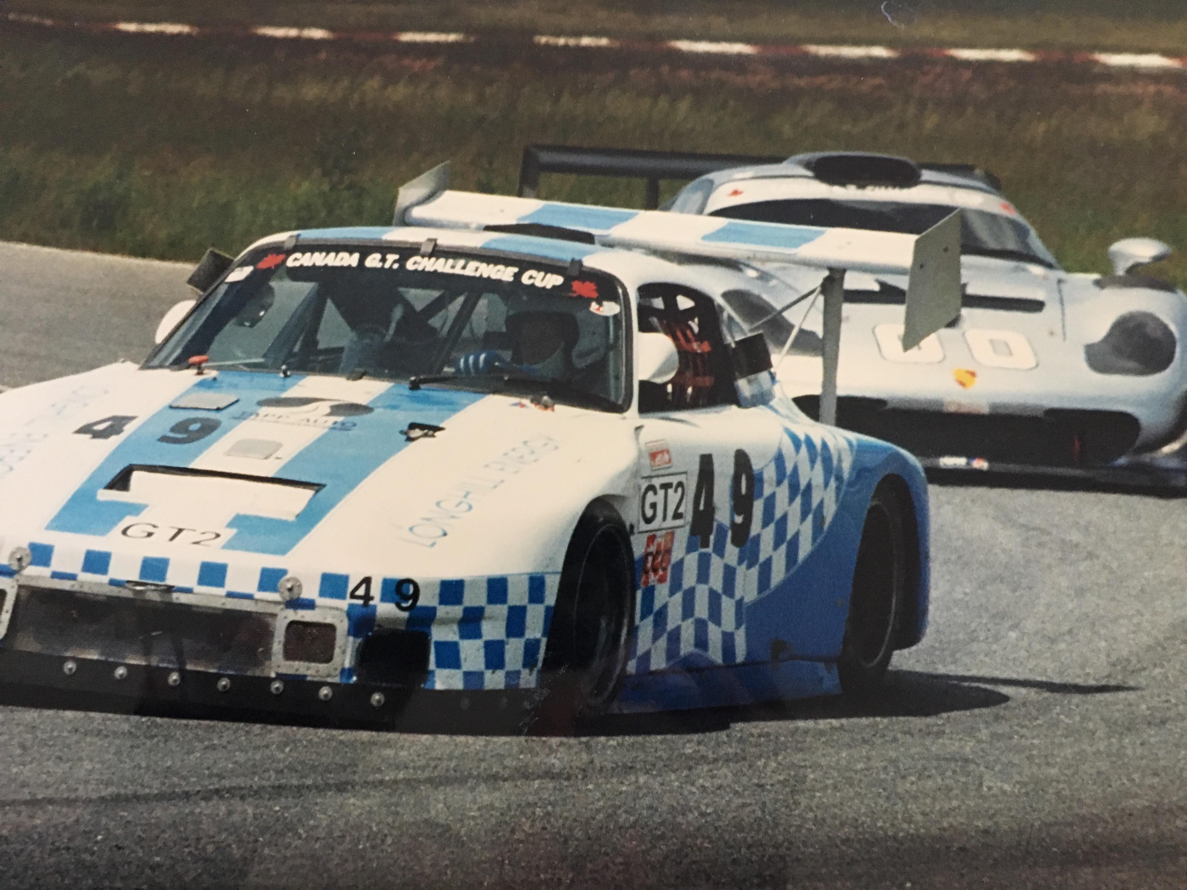 Wisconsin Car Racing The Glen