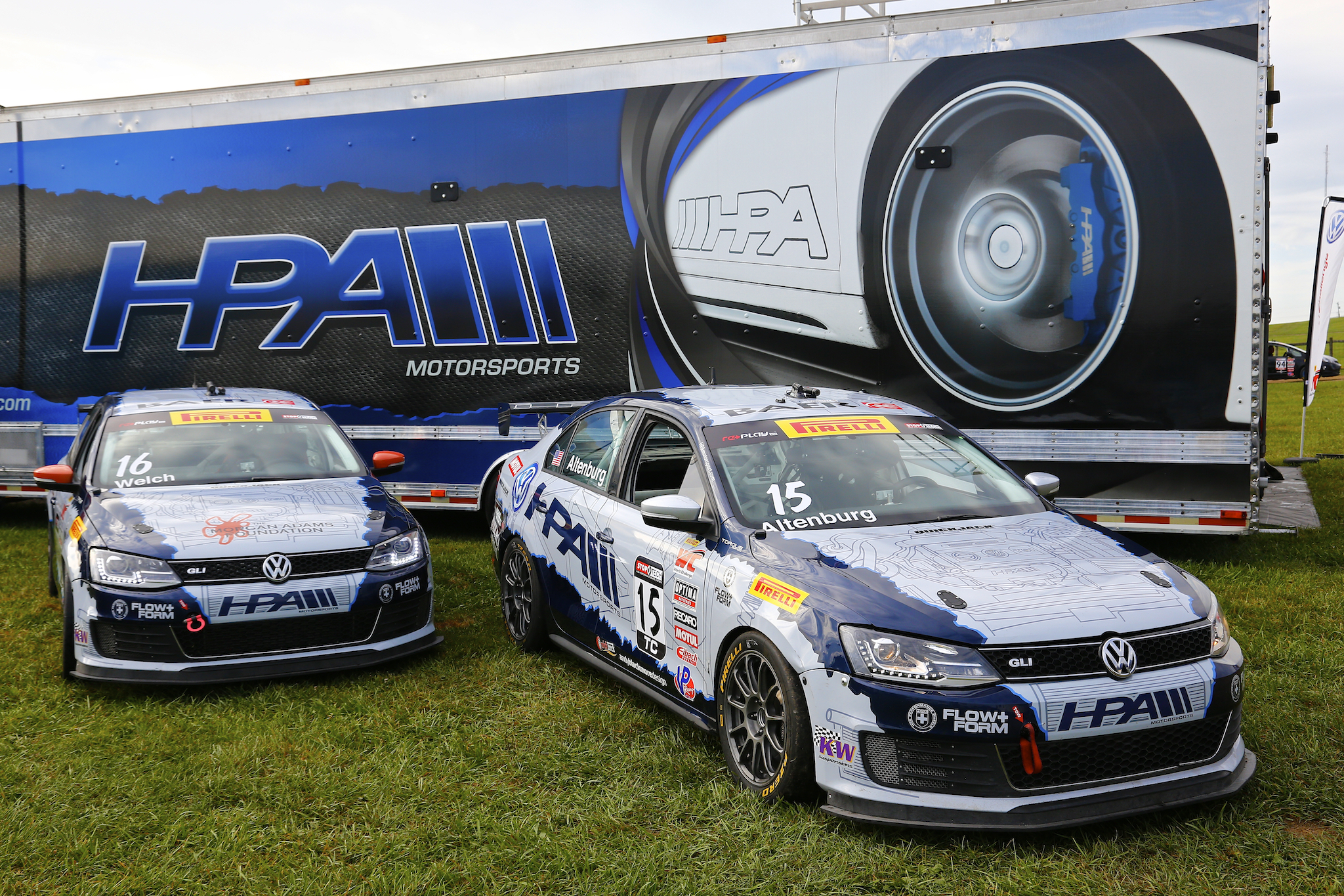 how to get into touring car racing
