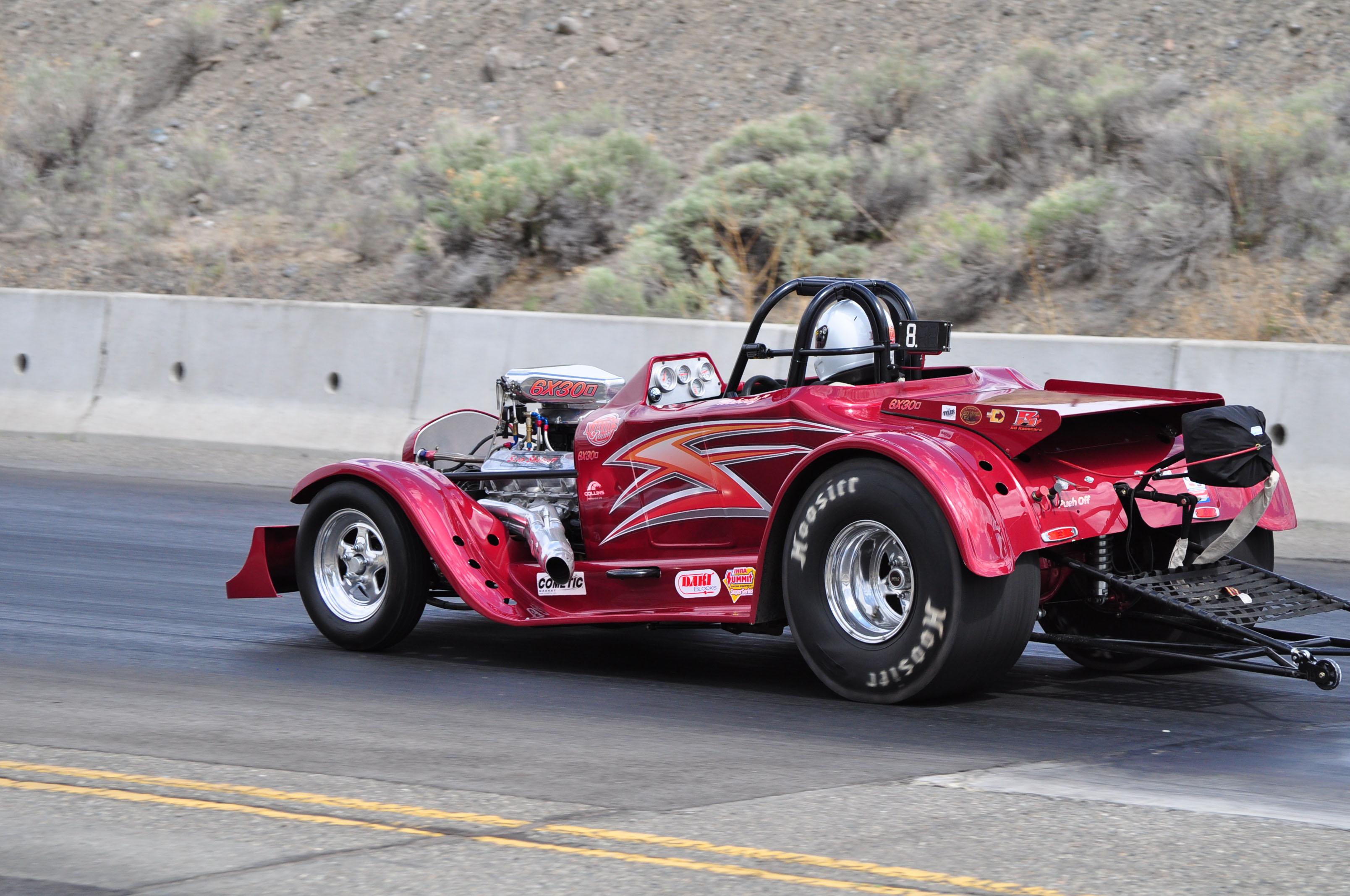 1927 Ford Roadster Roller Drag Car For Sale 12960