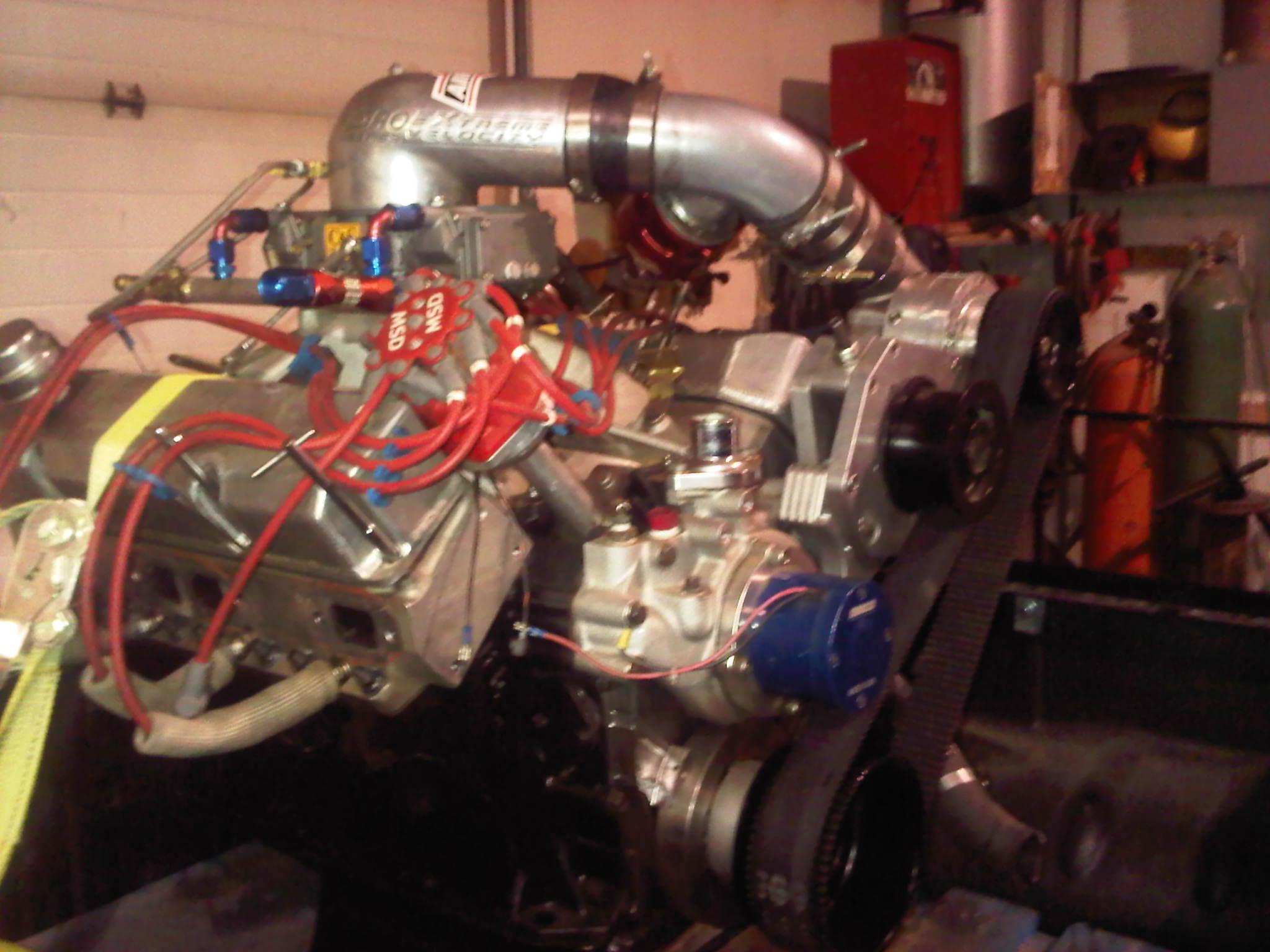 Ford Falcon   Mile Drag Race Car Photo
