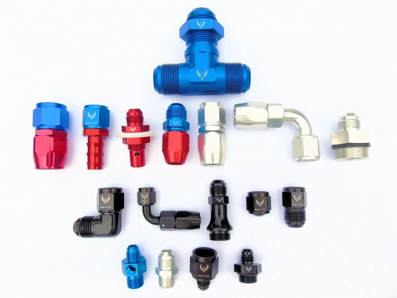 AN PLUMBING PRODUCTS OF ALL TYPES FITTINGS, HOSE, ADAPTERS, HYDRAULICS, BRAKE LINES, FILTERS, SPLITTING BLOCKS & MUCH MORE main photo