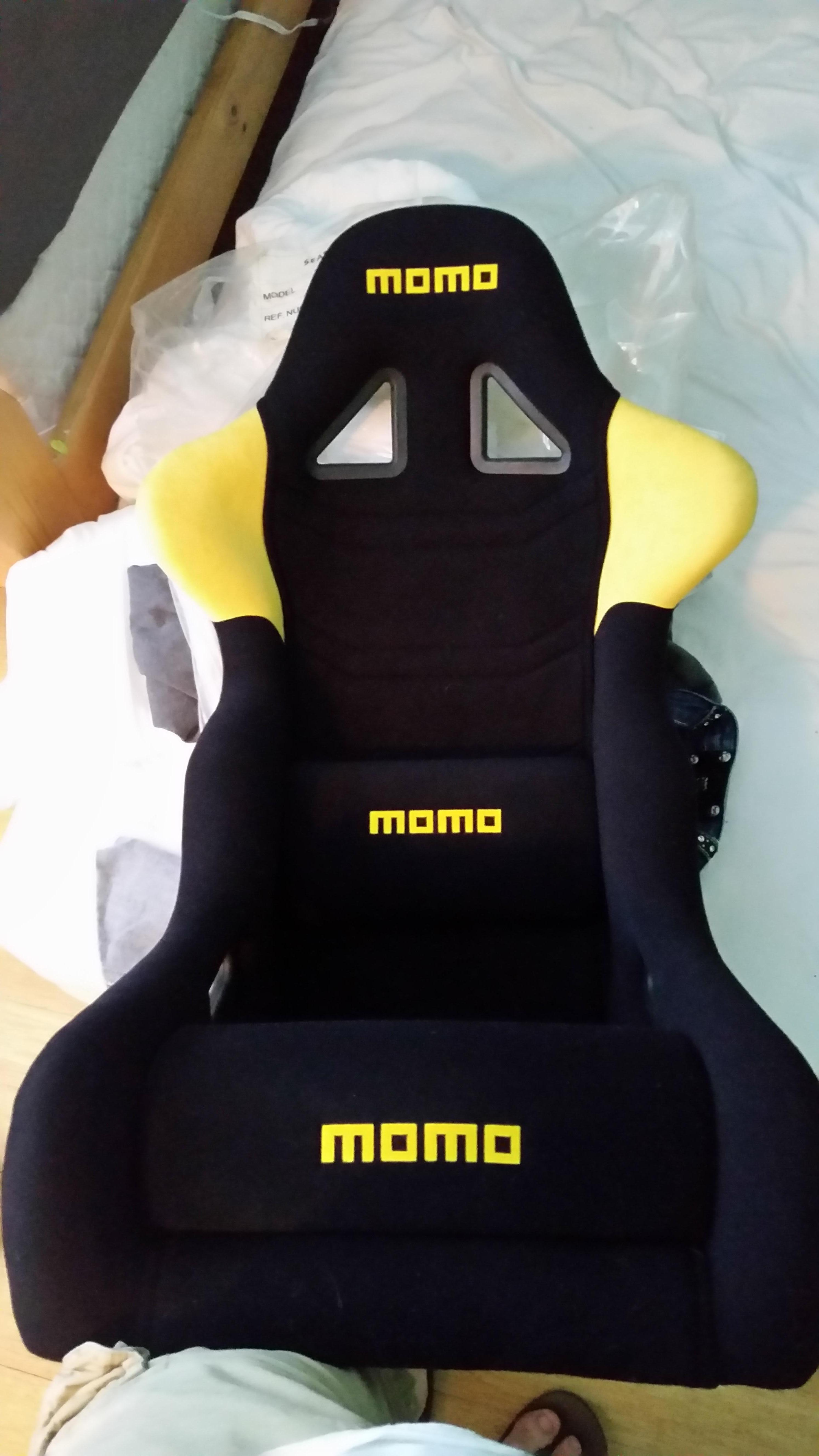 Used Cars For Sale In Oklahoma >> Set of momo acropolis evo vtr seats For Sale in Riverview