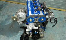 YB Cosworth engine 572bhp 700Nm main photo