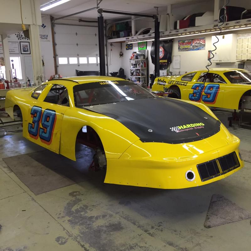 2014 Port City Super Late Model Apple Cup Winner 2014 main photo