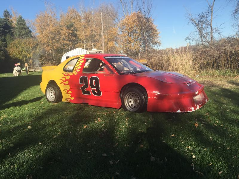 1995 Dodge Neon Ministock Stock Race Car For Sale - $2736