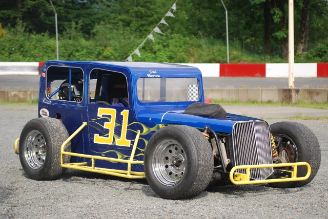 Dwarf Car 1932 Ford Stock Race Car For Sale 3960