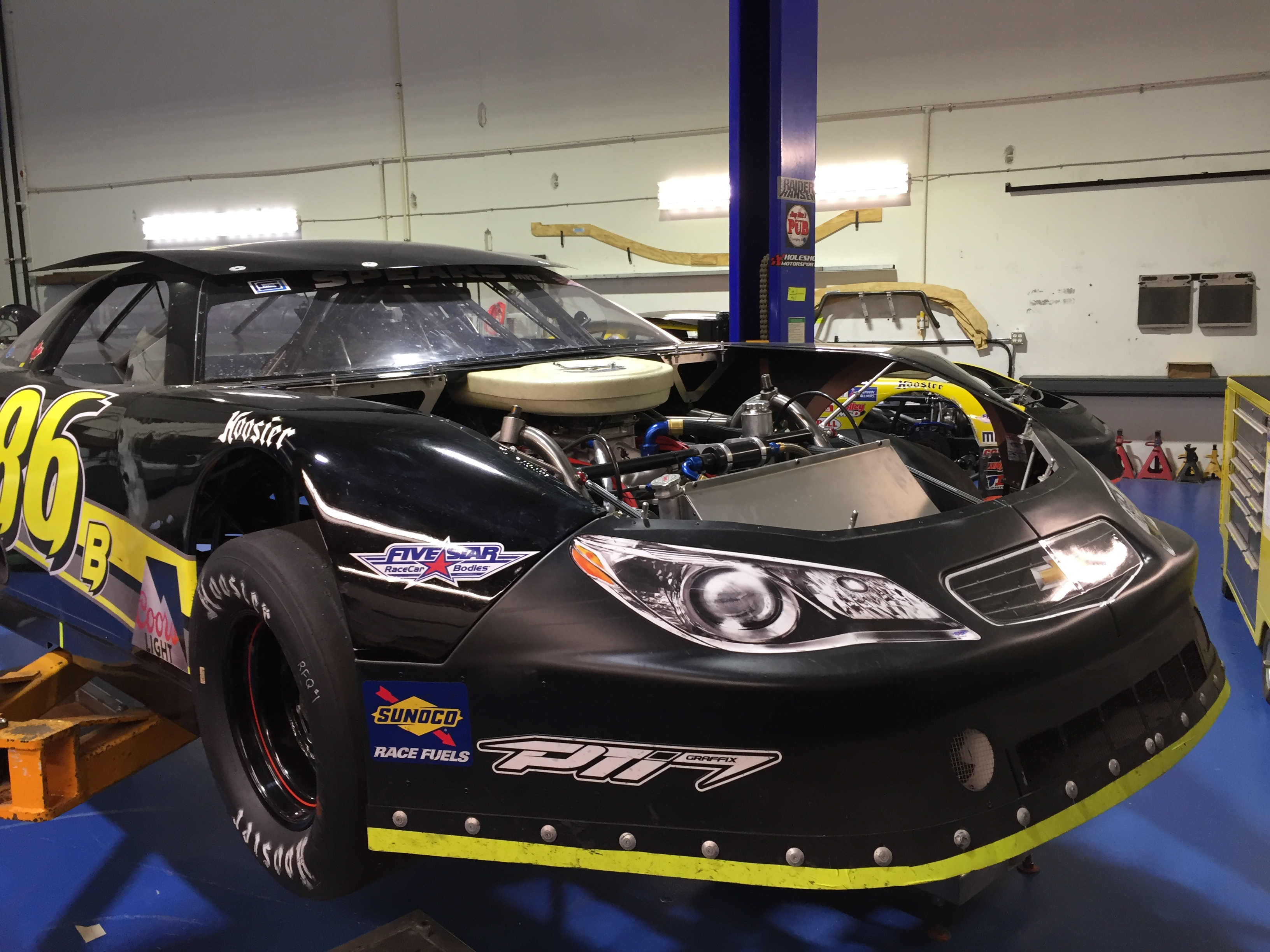 Used Cars For Sale In Indiana >> 2017 fury chassis super late model For Sale in Surrey - $70000