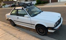 1988 325xi e30 AWD BMW with Extras!  main photo