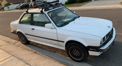 1988 325xi e30 AWD BMW with Extras!