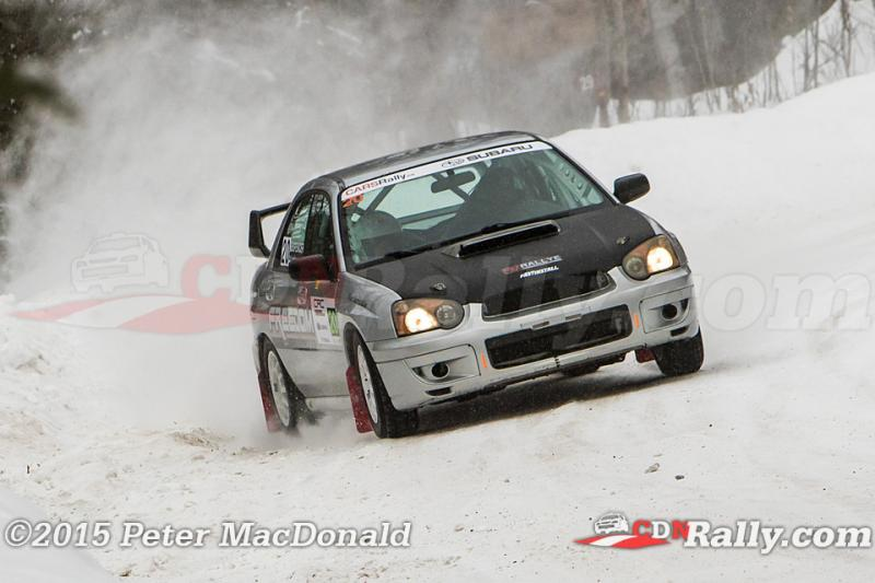 2005 Subaru WRX STi Open Rally for sale main photo