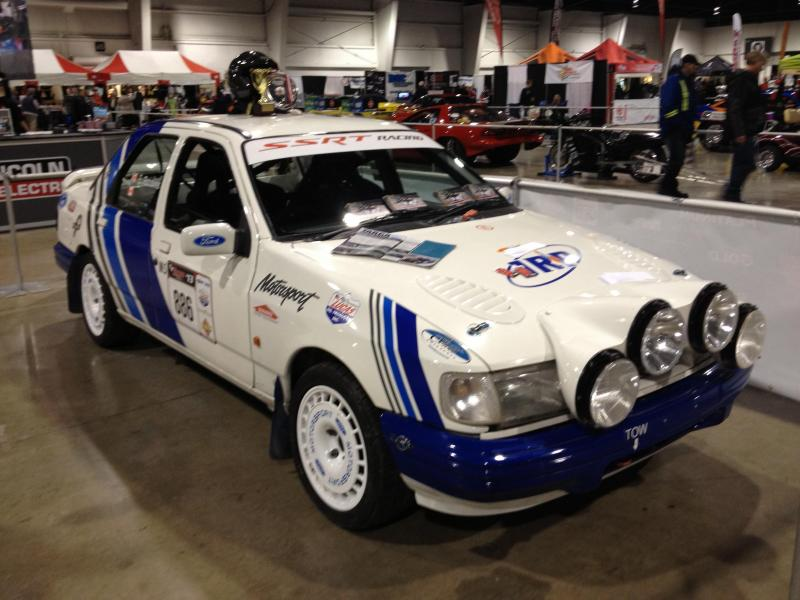 North Georgia Ford >> 1987 ford sierra sapphire rs cosworth rally car For Sale in Pickering - $18995