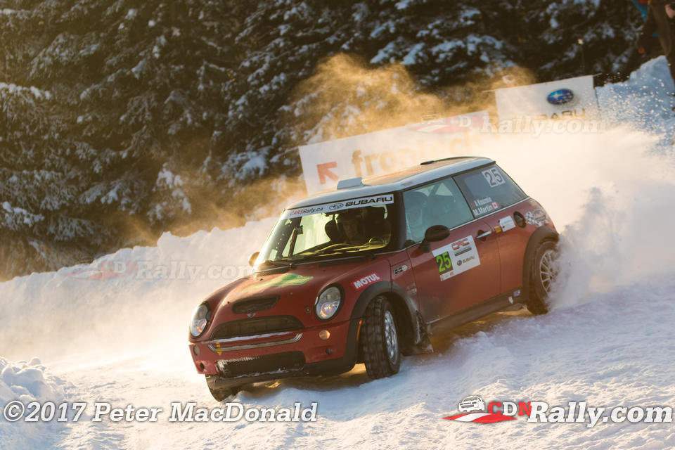 2005 Mini Cooper S JWC stage rally car For Sale in Surrey - $10900