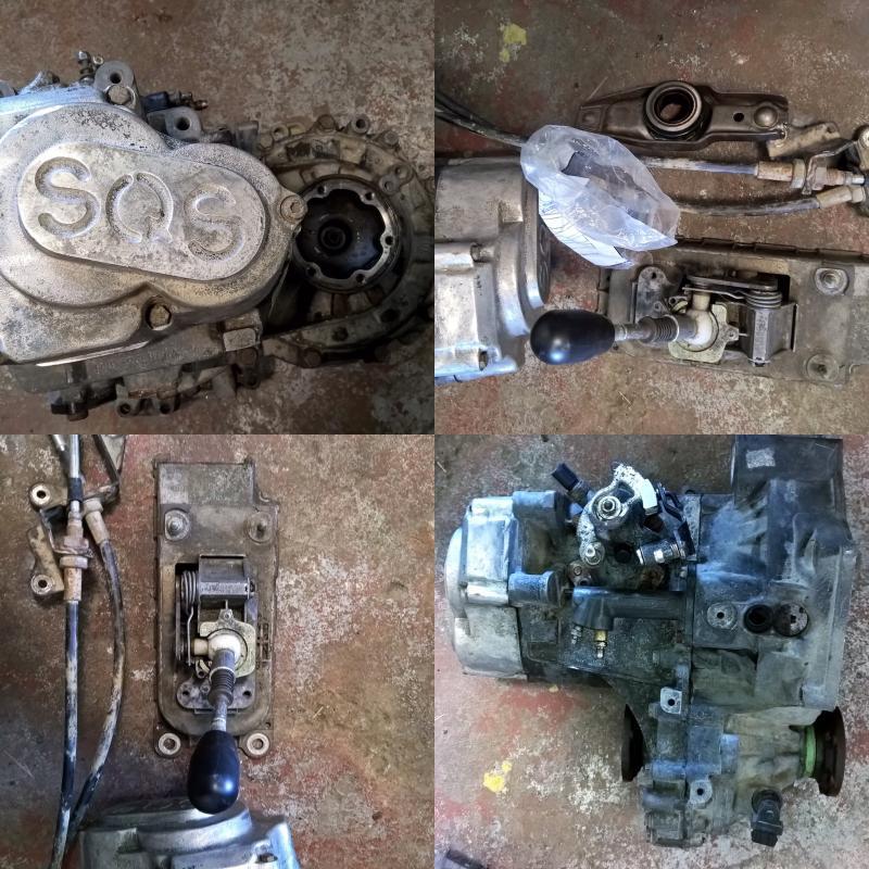 Volkswagen Dealers In Maine: VW 02J 6 Speed Transmisison For Sale