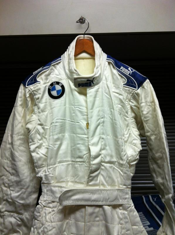 New white Puma 3 layer FBMW suits for sale - BMW Logos  main photo