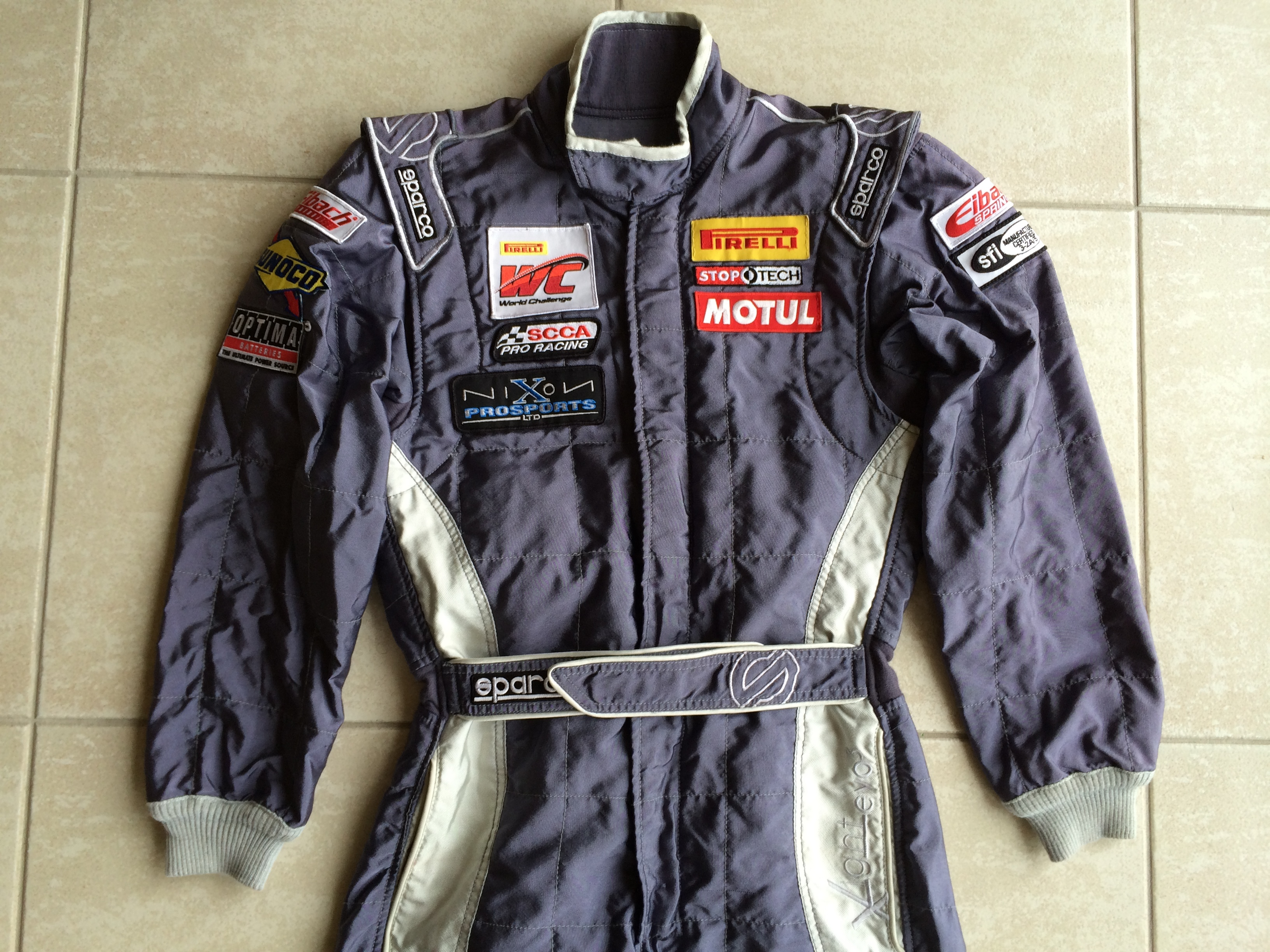 Racing Fire Suits >> Sparco X-Light Evo 3 Racing Suit For Sale in North ...