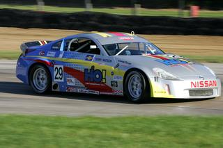2005 nissan 350z tube frame gt race car for sale in blainville 39000. Black Bedroom Furniture Sets. Home Design Ideas