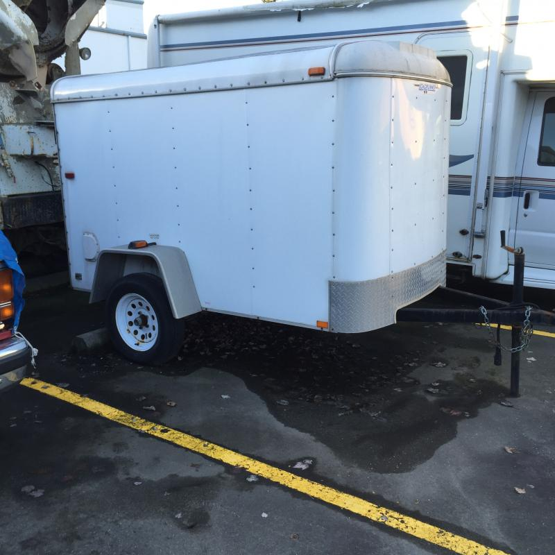 2018 Motorhomes For Sale Vancouver >> 2004 Interstate Enclosed cargo Trailer. For Sale in Vancouver - $799