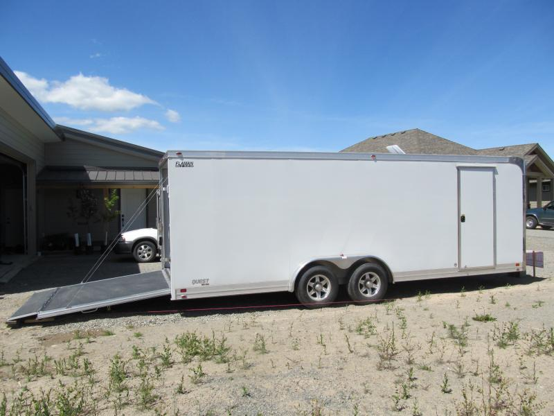 Trailer-2015 ATC 22' All Aluminum-New Price! main photo