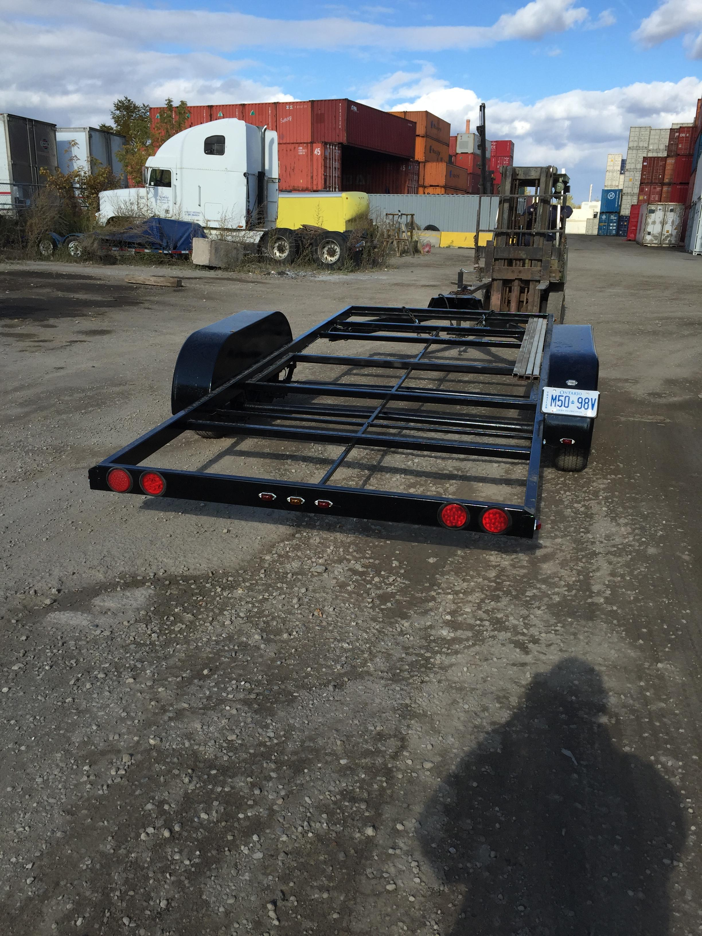 Used Car Hauler Trailers For Sale In Indiana