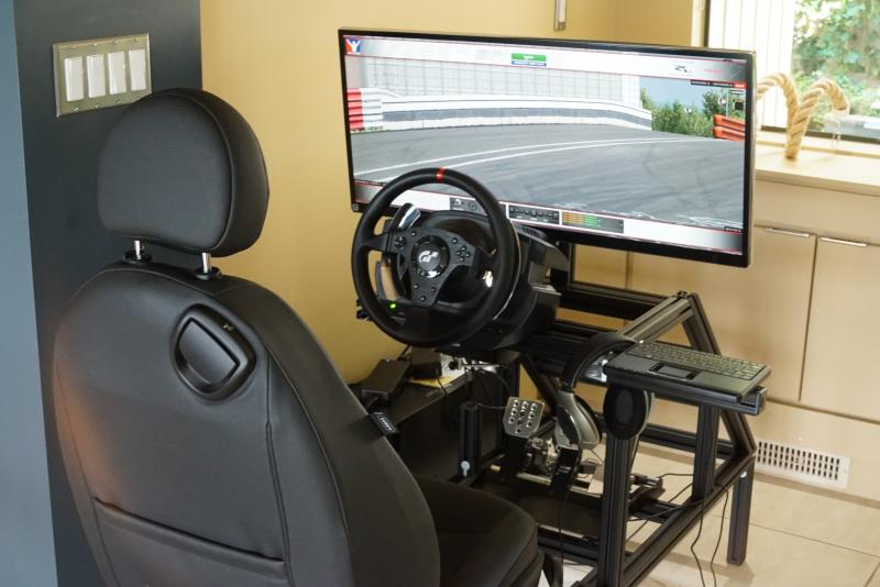 1 WRP 2014 Race Simulator Kit main photo