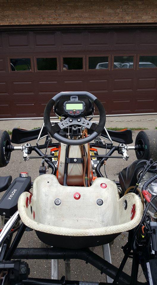 CRG Rotax 125 Sr Go-Kart For Sale - $2160