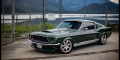 1967 Mustang Pro Touring Fastback  photo 1