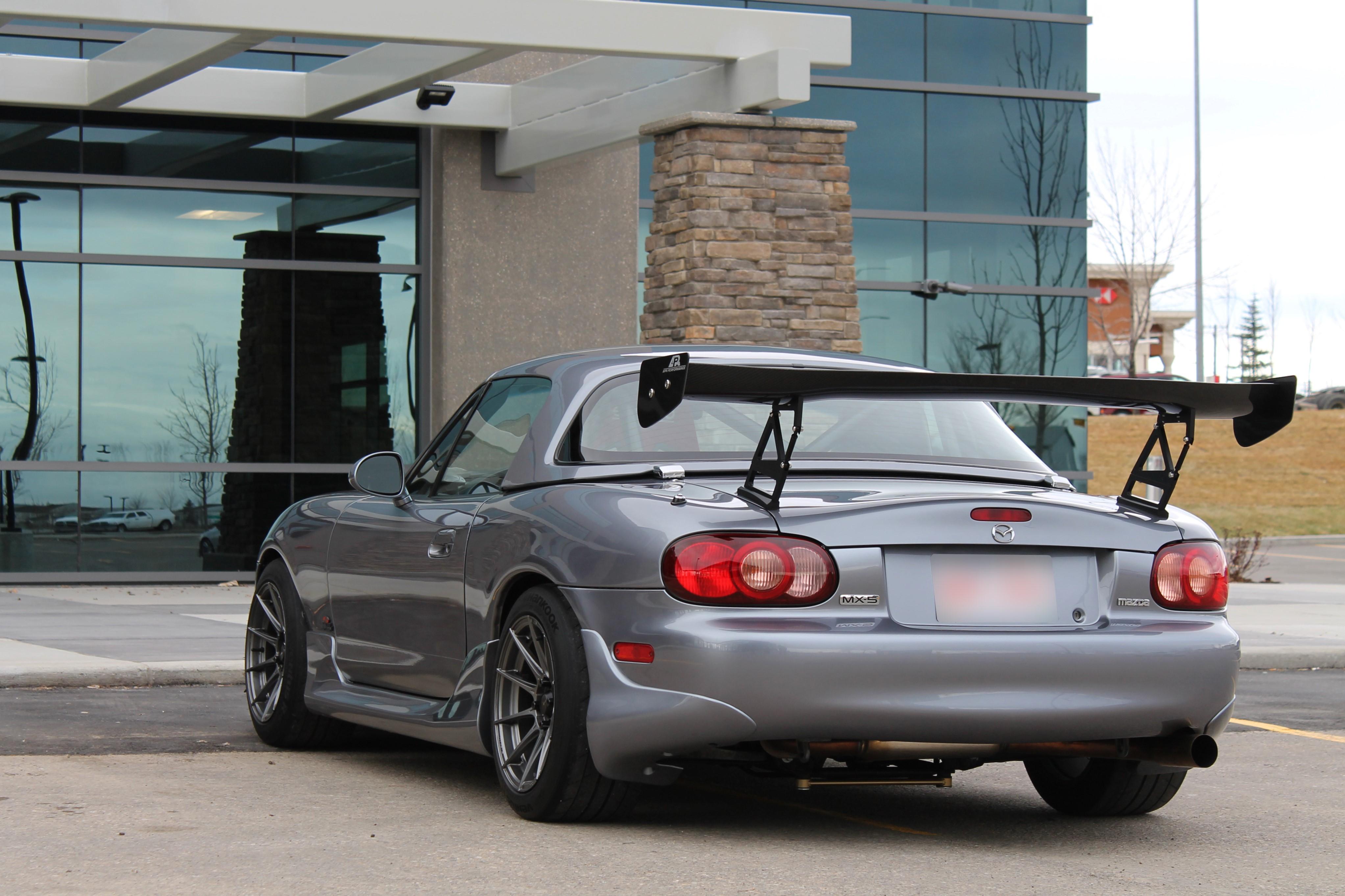 2003 Mazda MX-5 Miata SC\'d (Street/Track) For Sale - $11160
