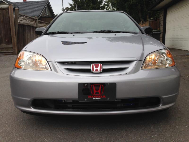 2001 pro touring turbo honda civic coupe for sale in new westminster 11995. Black Bedroom Furniture Sets. Home Design Ideas