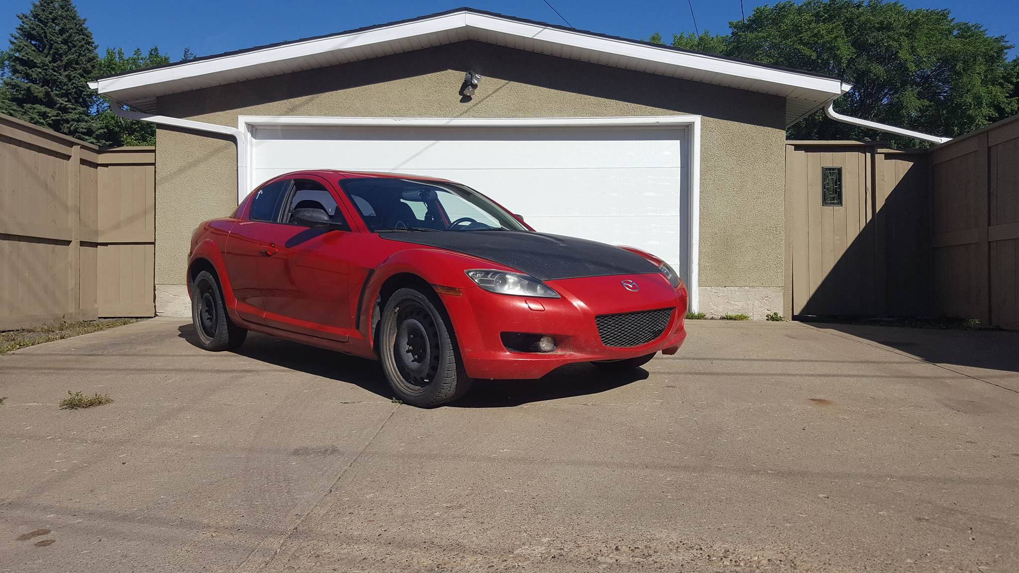 2004 mazda rx8 for sale in edmonton 4500. Black Bedroom Furniture Sets. Home Design Ideas