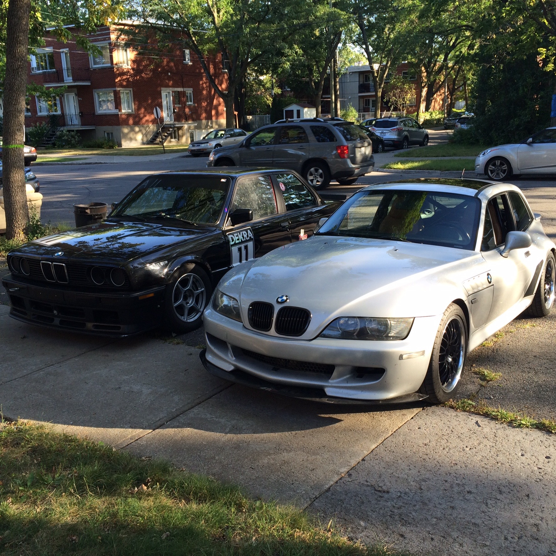 Bmw Z3 M Coupe For Sale: BMW Z3 Coupe 2001 For Sale In Montreal