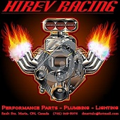 Hirev Racing logo
